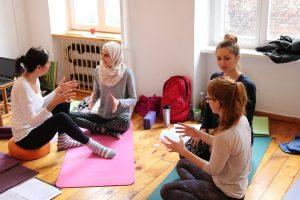 Warum bin ich bei Yoga & Cure gelandet?