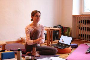 Erfahrungen mit Wiebke Mohme bei Yoga & Cure in der Yoga Ausbildung