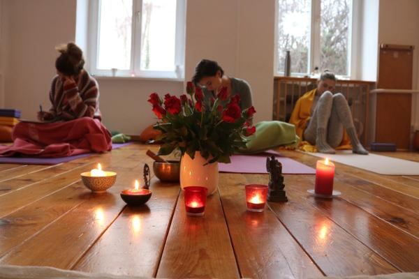 Informations Abend zur Yoga Ausbildung – mit Dr. med. Wiebke Mohme