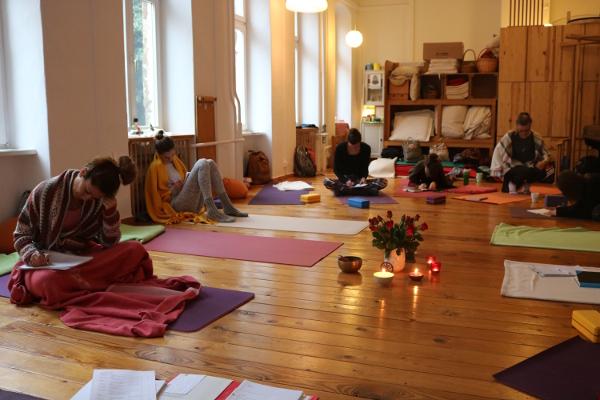 Yoga Ausbildung 2020
